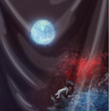 Космос - Печать на текстиле, новинки