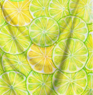 Лимончелло - Печать на текстиле, новинки