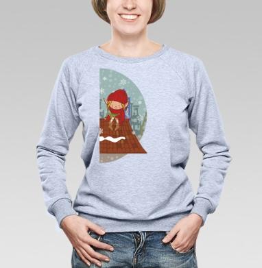 Эльфы тоже влюблены (жен.) - Купить мужские свитшоты парные в Москве, цена мужских  парных  с прикольными принтами - магазин дизайнерской одежды MaryJane
