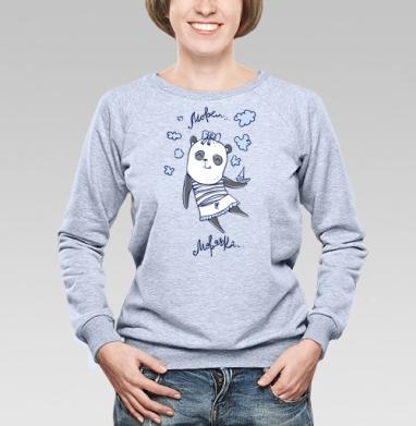 Морячки.. (жен.) - Купить детские свитшоты парные в Москве, цена детских свитшотов парных  с прикольными принтами - магазин дизайнерской одежды MaryJane