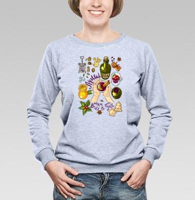 Глинтвейн - Купить детские свитшоты алкоголь в Москве, цена детских свитшотов с алкоголем с прикольными принтами - магазин дизайнерской одежды MaryJane