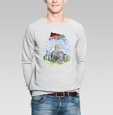 Для рожденных в год овцы - Купить мужские свитшоты с городами в Москве, цена мужских свитшотов с городами  с прикольными принтами - магазин дизайнерской одежды MaryJane