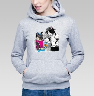 Подарок для подружки - Купить детские толстовки хипстерские в Москве, цена детских толстовок хипстерских  с прикольными принтами - магазин дизайнерской одежды MaryJane