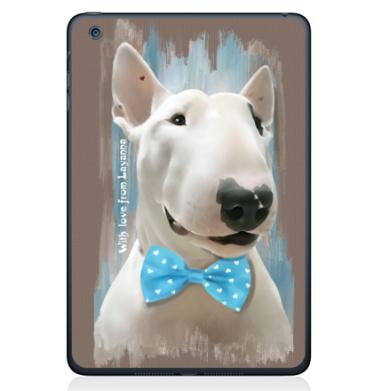Истинный джентльмен  - Виниловые наклейки на iPad Mini