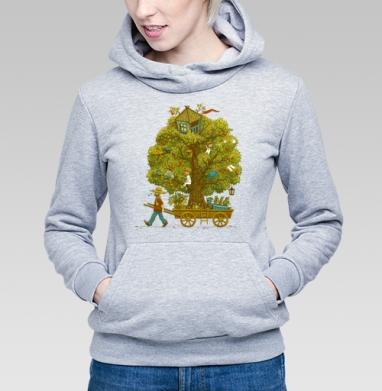 По дороге жизни - Купить детские толстовки с илюстрациями в Москве, цена детских толстовок с илюстрациями  с прикольными принтами - магазин дизайнерской одежды MaryJane