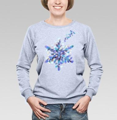 Снежная тропа - Купить детские свитшоты спортивные в Москве, цена детских свитшотов спортивных  с прикольными принтами - магазин дизайнерской одежды MaryJane