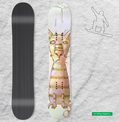 Средство от мышей - Наклейки на доски - сноуборд, скейтборд, лыжи, кайтсерфинг, вэйк, серф