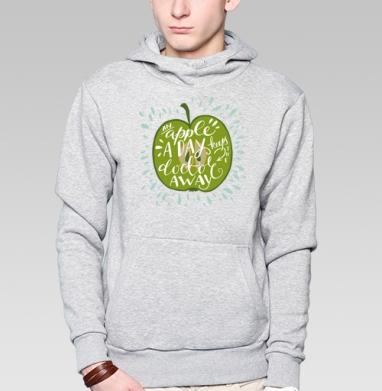 Одно яблоко в день - Толстовки.
