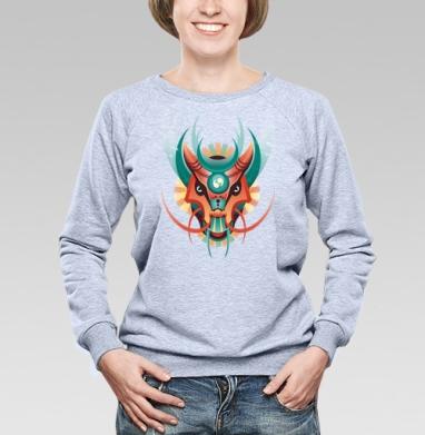 Дракон в геометрическом стиле - Купить детские свитшоты хипстерские в Москве, цена детских свитшотов хипстерских  с прикольными принтами - магазин дизайнерской одежды MaryJane
