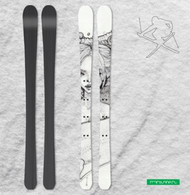 Астарта - Наклейки на лыжи