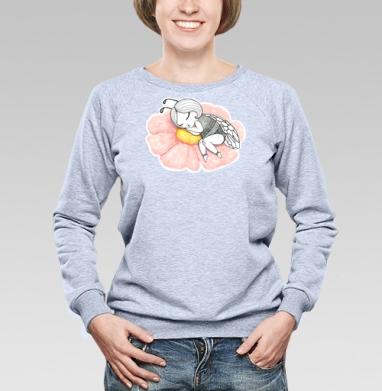 Фея цветов - Купить детские свитшоты паттерн в Москве, цена детских свитшотов с паттерном  с прикольными принтами - магазин дизайнерской одежды MaryJane