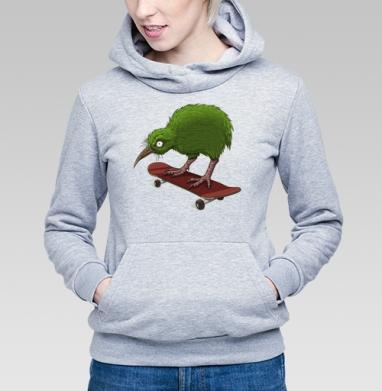 Киви - Купить детские толстовки с птицами в Москве, цена детских толстовок с птицами  с прикольными принтами - магазин дизайнерской одежды MaryJane