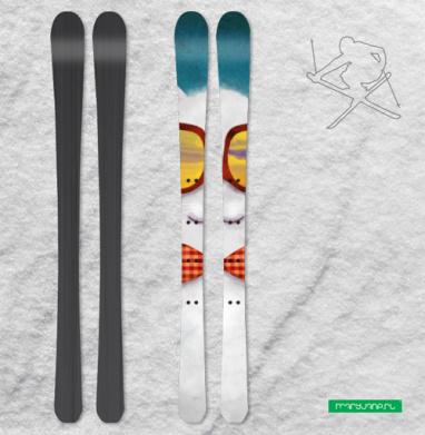 Котофей - Наклейки на лыжи
