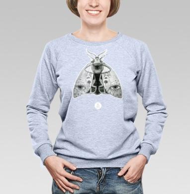 Наблюдатель №1 - Купить детские свитшоты с крыльями в Москве, цена детских свитшотов с крыльями с прикольными принтами - магазин дизайнерской одежды MaryJane