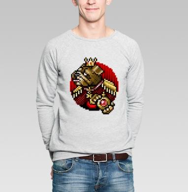 БУЛЬДОГ ЧЕТВЕРТЫЙ - Купить мужские свитшоты с собаками в Москве, цена мужских свитшотов с собаками  с прикольными принтами - магазин дизайнерской одежды MaryJane