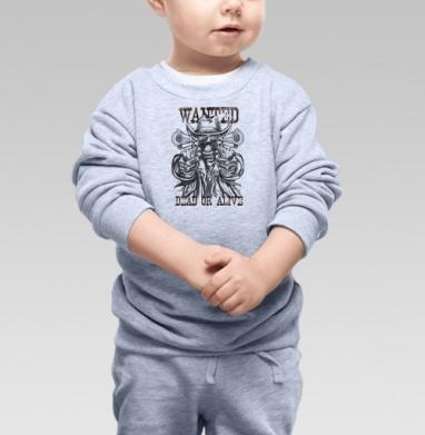Особо Опасен - Купить детские свитшоты АК-47 в Москве, цена детских свитшотов автомат Калашникова  с прикольными принтами - магазин дизайнерской одежды MaryJane