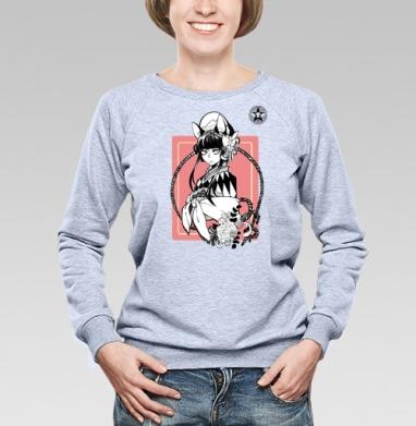Волчица - Купить детские свитшоты с волками в Москве, цена детских свитшотов с волками  с прикольными принтами - магазин дизайнерской одежды MaryJane
