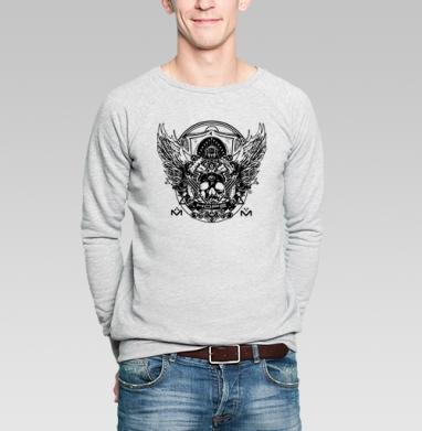 Надежда - Купить мужские свитшоты с символами в Москве, цена мужских свитшотов с символом с прикольными принтами - магазин дизайнерской одежды MaryJane