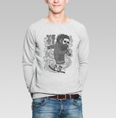 ЙЕТИ - Купить мужские свитшоты музыка в Москве, цена мужских свитшотов музыкальных  с прикольными принтами - магазин дизайнерской одежды MaryJane