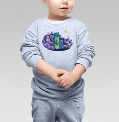 Вечер в сказочном лесу - Детские футболки с прикольными надписями