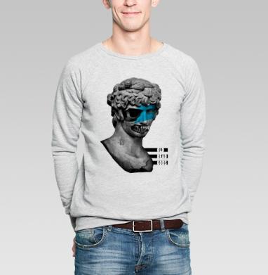 Старые мертвые боги - Купить мужские свитшоты с черепом в Москве, цена мужских  с черепом  с прикольными принтами - магазин дизайнерской одежды MaryJane
