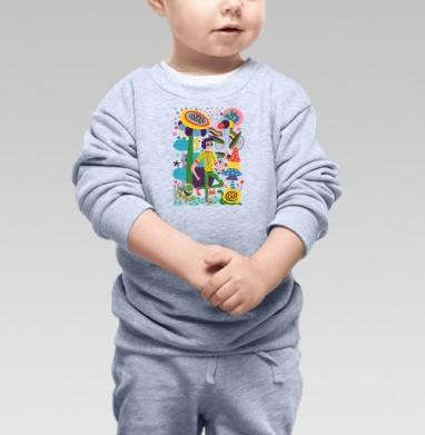 Л-Е-Т-О - Детские футболки