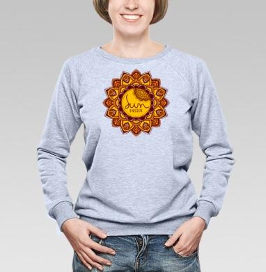 Солнце внутри - Купить детские свитшоты с летом в Москве, цена детских свитшотов с летом  с прикольными принтами - магазин дизайнерской одежды MaryJane