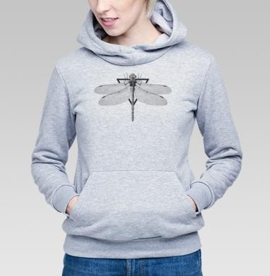 Большое коромысло - Купить детские толстовки с насекомыми в Москве, цена детских толстовок с насекомыми  с прикольными принтами - магазин дизайнерской одежды MaryJane