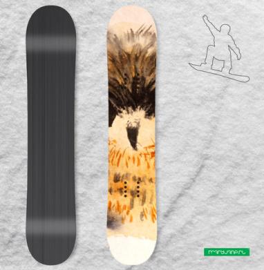 Совень - Наклейки на доски - сноуборд, скейтборд, лыжи, кайтсерфинг, вэйк, серф