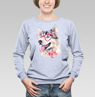 Модная собака - Купить детские свитшоты с собаками в Москве, цена детских свитшотов с собаками  с прикольными принтами - магазин дизайнерской одежды MaryJane