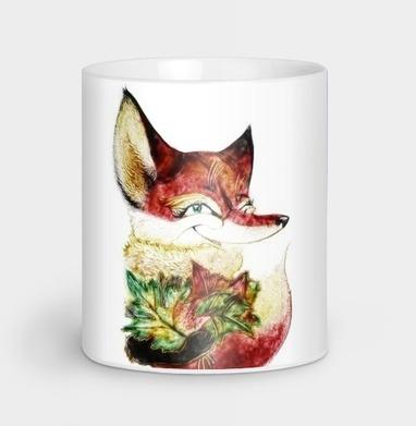 Озорная лисичка Лана - осень, Новинки