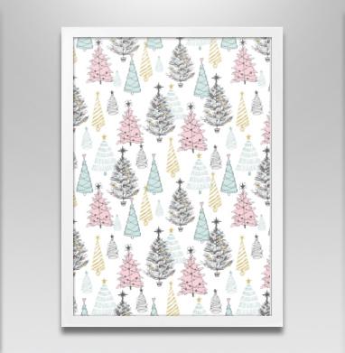 Ёлки новогодние - Постеры, новый год, Популярные