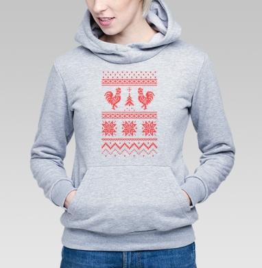 Свитер зимний - Толстовки женские в интернет-магазине