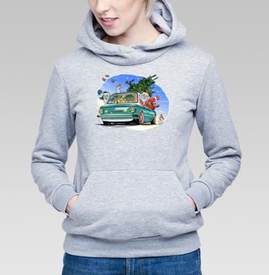 Ралли новый год - Купить детские толстовки с подарком в Москве, цена детских толстовок с подарками  с прикольными принтами - магазин дизайнерской одежды MaryJane