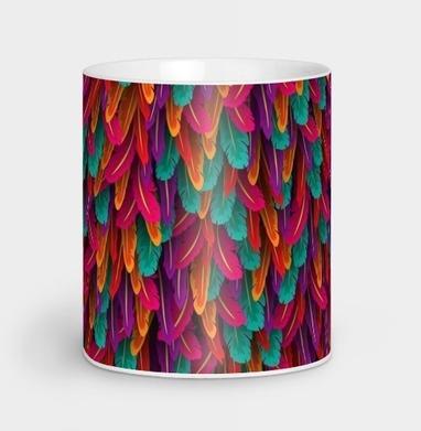 Разноцветные перья - мужские, Новинки