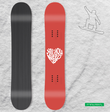 Всё, что вам нужно - Наклейки на доски - сноуборд, скейтборд, лыжи, кайтсерфинг, вэйк, серф