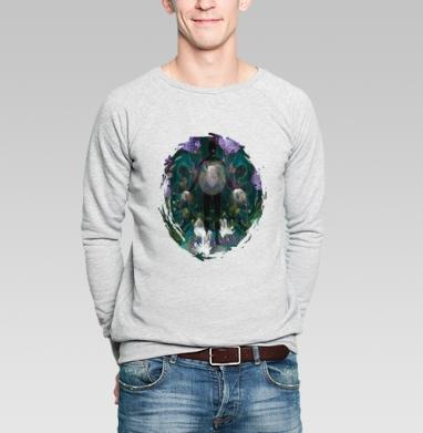 Великий архитектор вселенной  - Купить мужские свитшоты военные в Москве, цена мужских свитшотов военных с прикольными принтами - магазин дизайнерской одежды MaryJane