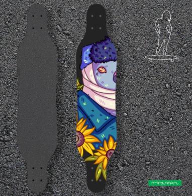 Гули в искусстве. винсент ван гог - Наклейки на лонгборд