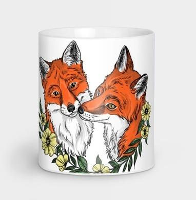 Любовь лисы, Кружка