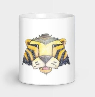 Тигр, Кружка