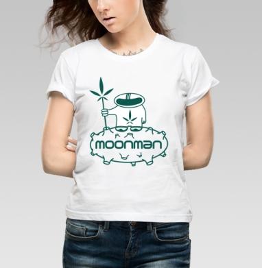 Moonman - Купить детские футболки с дымом в Москве, цена детских футболок с дымом  с прикольными принтами - магазин дизайнерской одежды MaryJane