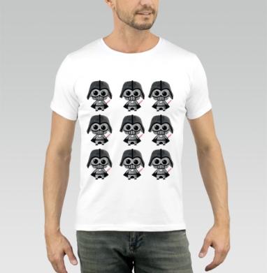 Детишки Дарта Вейдера - Детские футболки с прикольными надписями