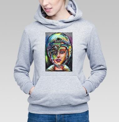 РУСАЛКАА - Купить детские толстовки морские  в Москве, цена детских толстовок морских   с прикольными принтами - магазин дизайнерской одежды MaryJane