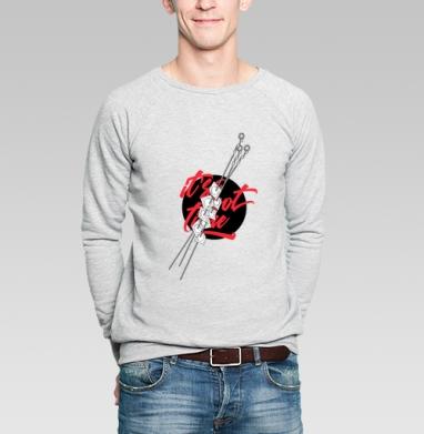 Горячее время - Купить мужские свитшоты с летом в Москве, цена мужских свитшотов с летом  с прикольными принтами - магазин дизайнерской одежды MaryJane