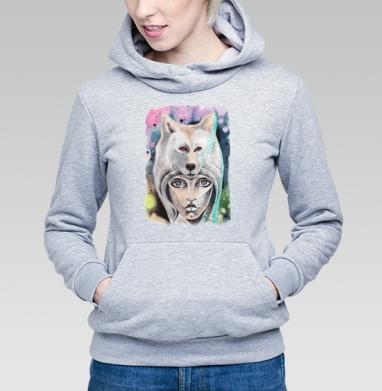 Волкчикса - Купить детские толстовки с волками в Москве, цена детских толстовок с волками  с прикольными принтами - магазин дизайнерской одежды MaryJane