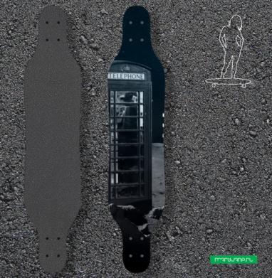 Космос - Наклейки на лонгборд