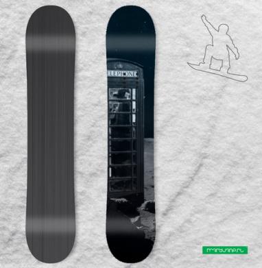 Космос - Наклейки на доски - сноуборд, скейтборд, лыжи, кайтсерфинг, вэйк, серф