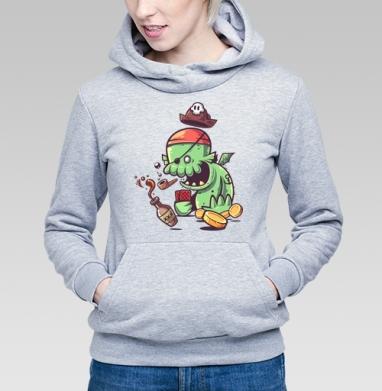 Ктулху - Купить детские толстовки с илюстрациями в Москве, цена детских толстовок с илюстрациями  с прикольными принтами - магазин дизайнерской одежды MaryJane