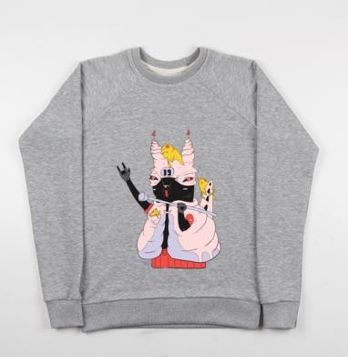 Кексик - Купить детские свитшоты с птицами в Москве, цена детских свитшотов с птицами  с прикольными принтами - магазин дизайнерской одежды MaryJane