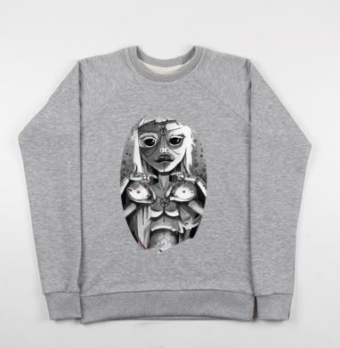 Йоланди - Купить мужские свитшоты с акварелью в Москве, цена мужских свитшотов с акварелью  с прикольными принтами - магазин дизайнерской одежды MaryJane